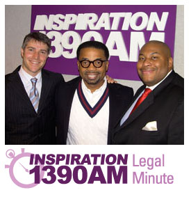 Strellis & Field partners with Pastor Hannah and Inspiration 1390 to produce educational radio commercials