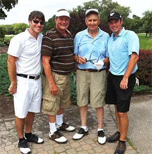 Strellis & Field sponsors the Spinal Cord Injury Association of IL Golf Outing for the Fourth Consecutive Year